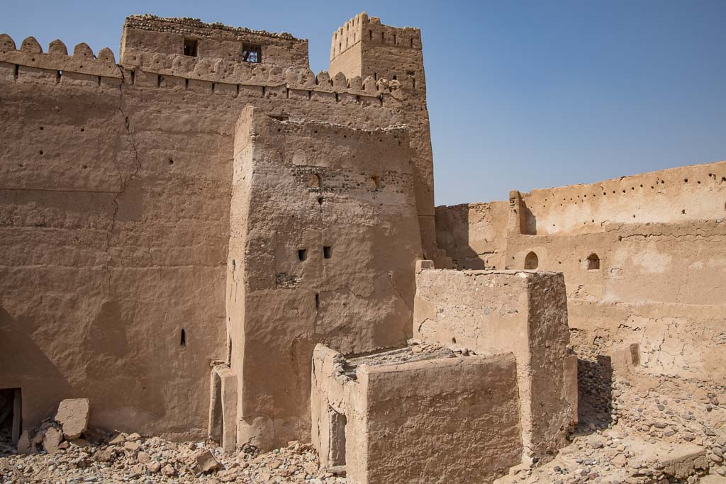 Oman Travel, Oman Travel Guide, Oman, Oman road trip, Oman roadtrip, Oman fortress, Oman fort, Omani fortress, Omani fort