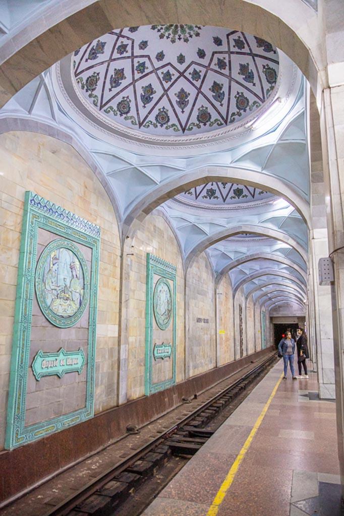 Alisher Navoi Station, Alisher Navoi, Navoi Station, Alisher Navoi Station, Tashkent Metro, Tashkent, Uzbekistan, Ozbekiston, Central, Asia, metro, subway, Uzbekistan metro, Uzbekistan metro