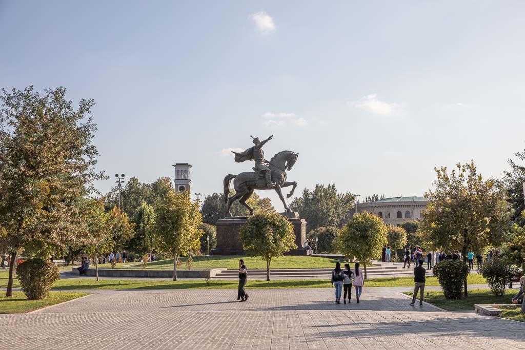 Amir Timur Maydoni, Tashkent, Uzbekistan, Amir Timur Square, Timur, Amir Timur, Timur Square Tashkent, Amir Timur Square Tashkent