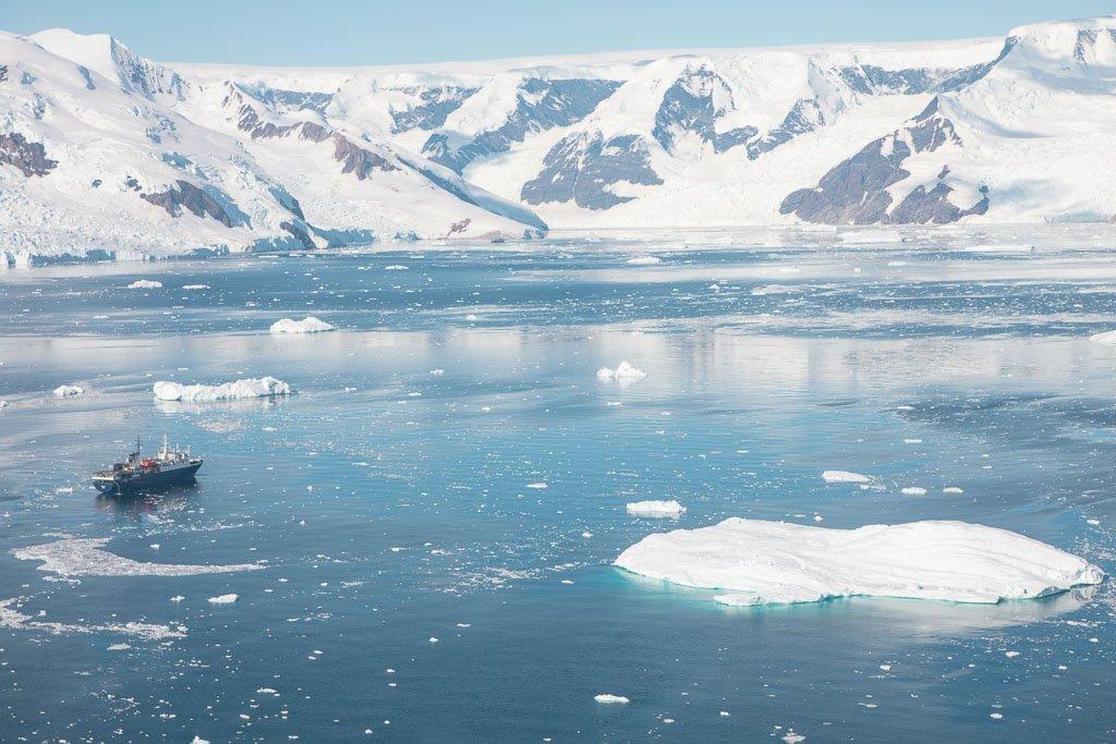Antarctica, Antarctica Travel, Antarctica Travel Guide, Android Bay, Ortelius