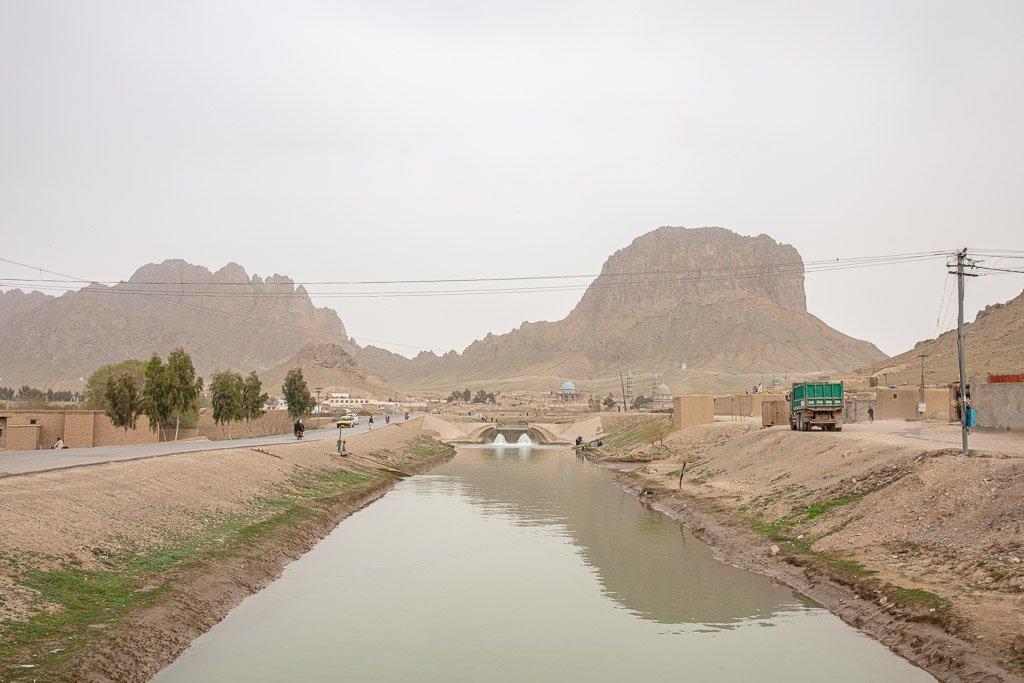 Arghandab River, Kandahar, Afghanistan