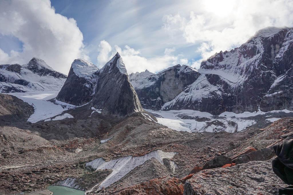 Arrigetch Peaks, Brooks Range, Gates of the Arctic, Alaska