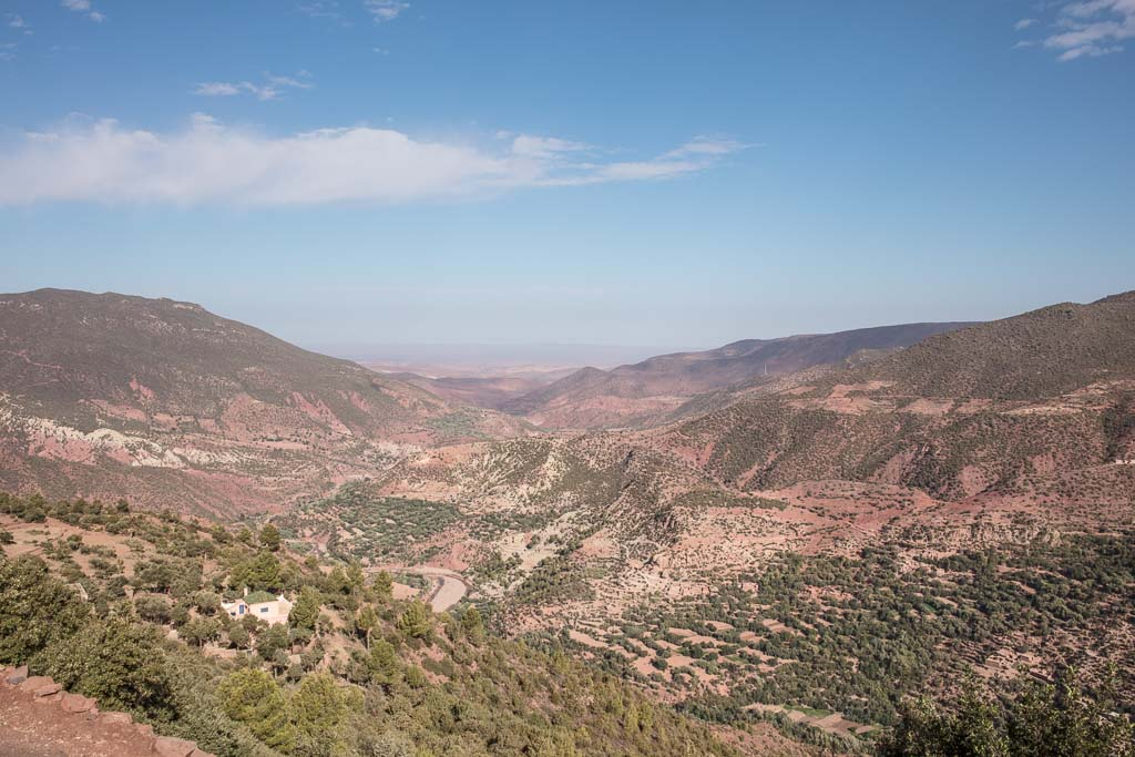 Atlas Mountains, Morocco