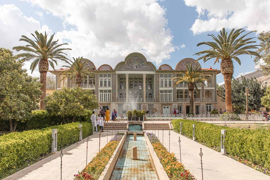 Bagh e Eram, Eram Garden, Shiraz, Fars, Pars, Iran