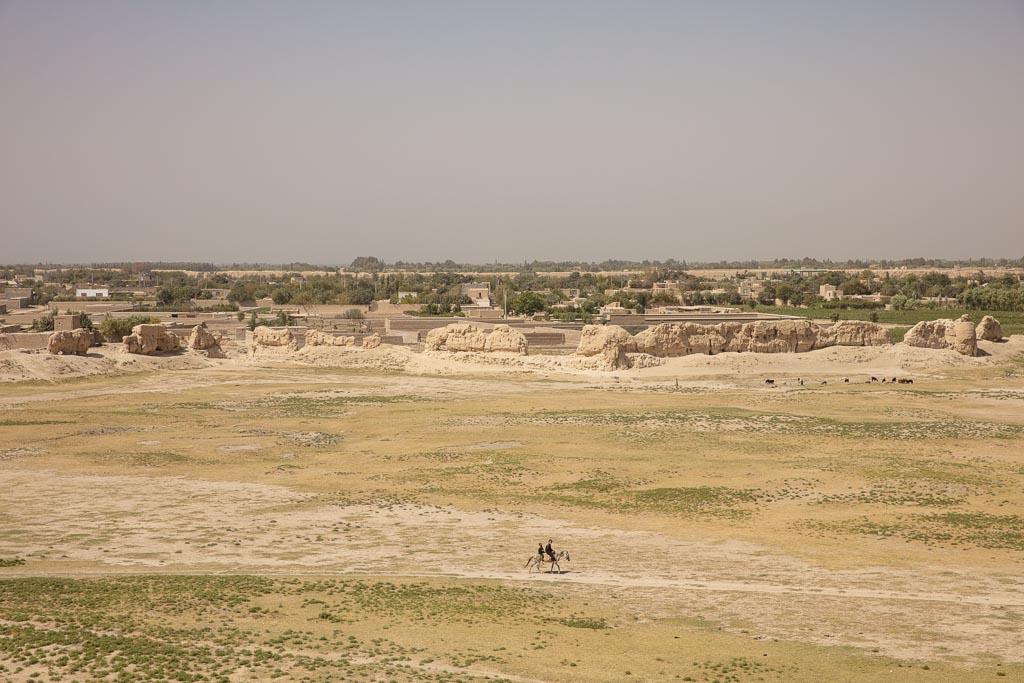 Bala Hisar, Old Blakh, Balkh, Bactrian Walls, Afghanistan