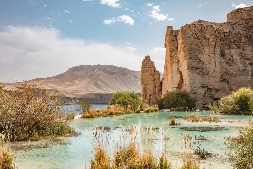 Band e Amir, Bamyan, Afghanistan, Hazarajat, Band e Amir Lakes, Hindu Kush, Koh e Baba, Koh i Baba,