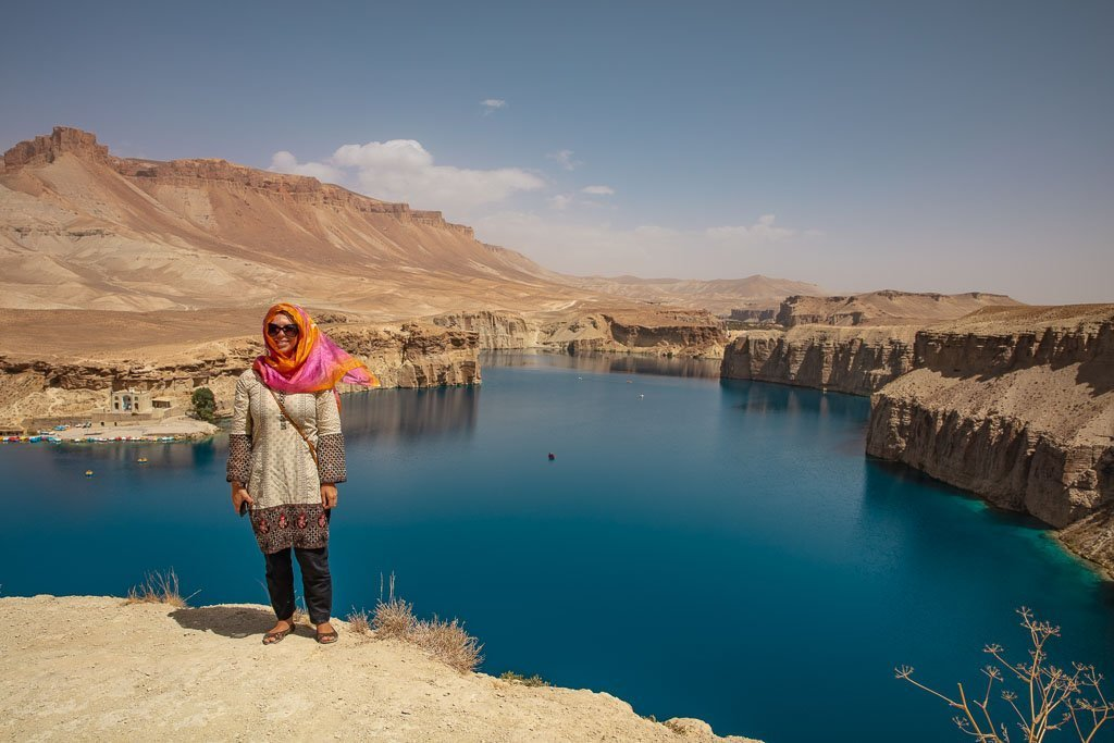 Bamyan, Band e Amir, Bamiyan, Afghanistan, Afghanistan Travel Guide, Afghanistan Travel, Central Afghanistan, women travel Afghanistan, female travel Afghanistan