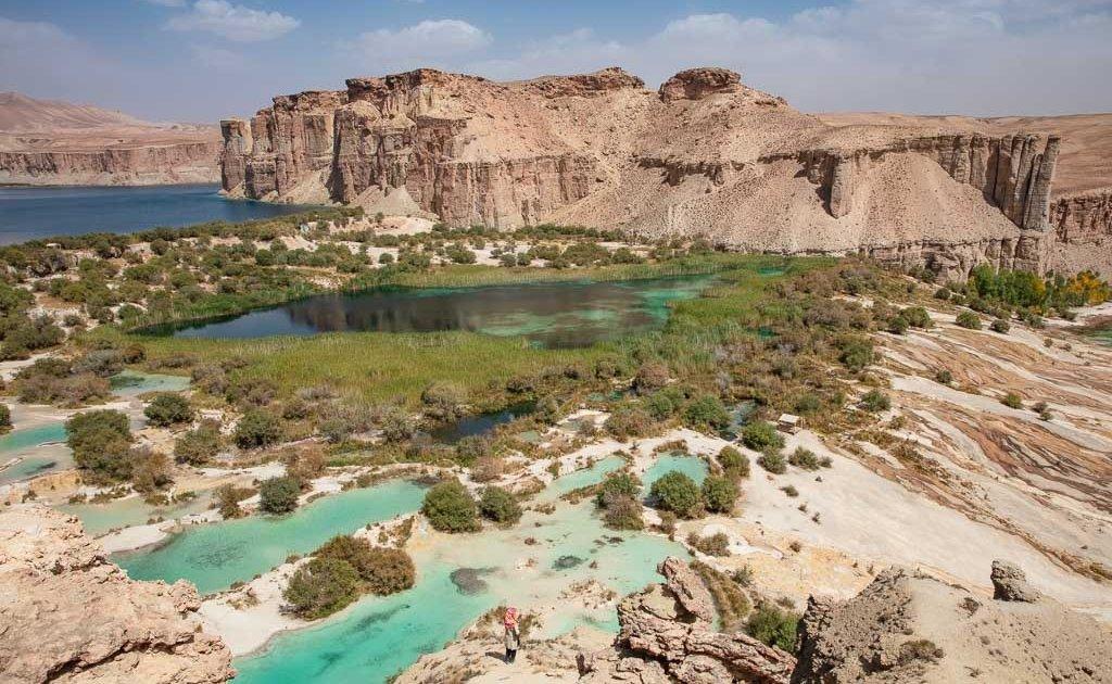Afghanistan Travel, Afghanistan Travel Guide, Band e Amir, Bamyan, Afghanistan, Central Afghanistan, Band e Pudina, Band e Zulfiqar