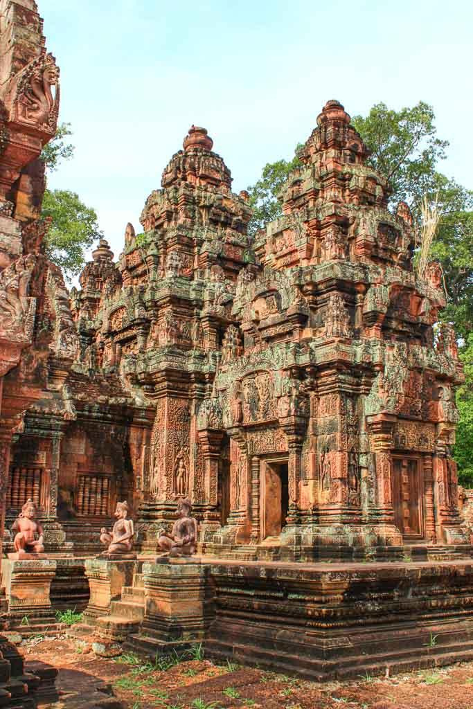 Banteay Srei, Cambodia, Angkor, Angkor Complex