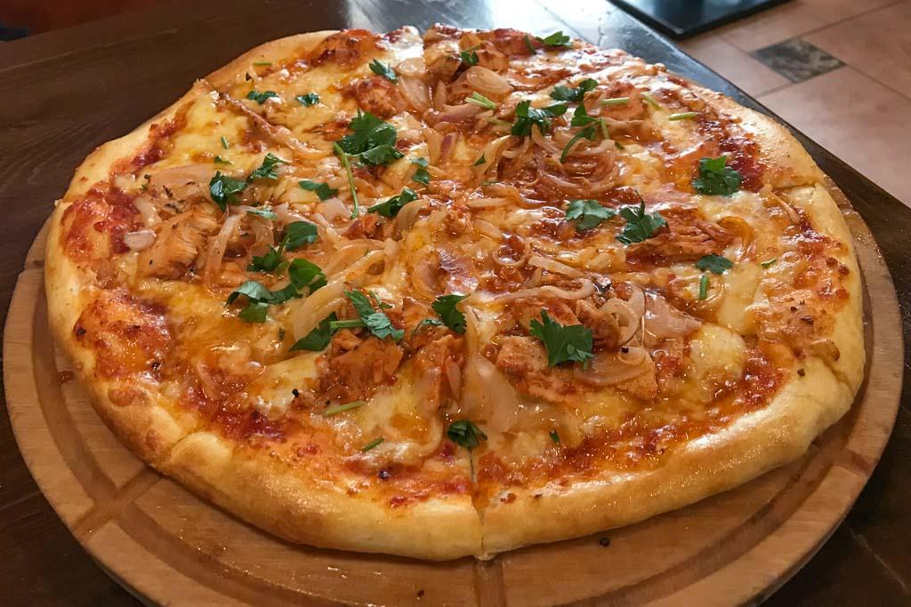 Bella Pizza, Bella Pizza Dushanbe, Tajikistan pizza, pizza, Tajikistan, Dushanbe pizza