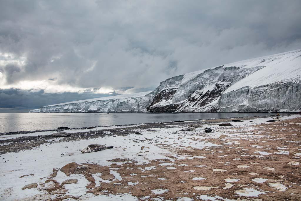 Bernacchi Head, Bernacchi, Bernacchi Franklin island, Bernacchi head Franklin island, Franklin Island, Franklin Island Antarctica