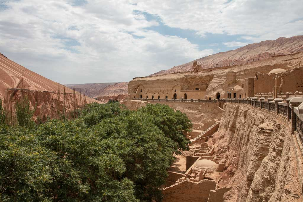 Turpan, Tulufan, Turfan, Xinjiang, Xinjiang Uyghur Autonomous Region, Turpan one day, one day Turpan, China, Western China, Bezeklik, Bezeklik Caves