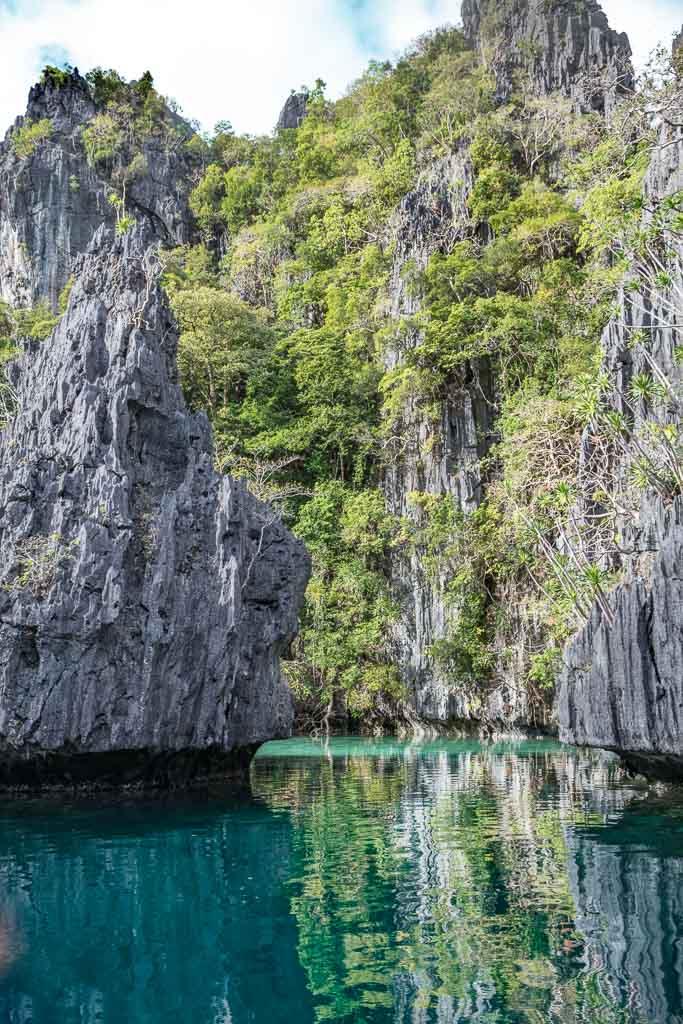 Big Lagoon, El Nido, Philippines, Palawan, Big Lagoon, El Nido Travel, El Nido travel guide