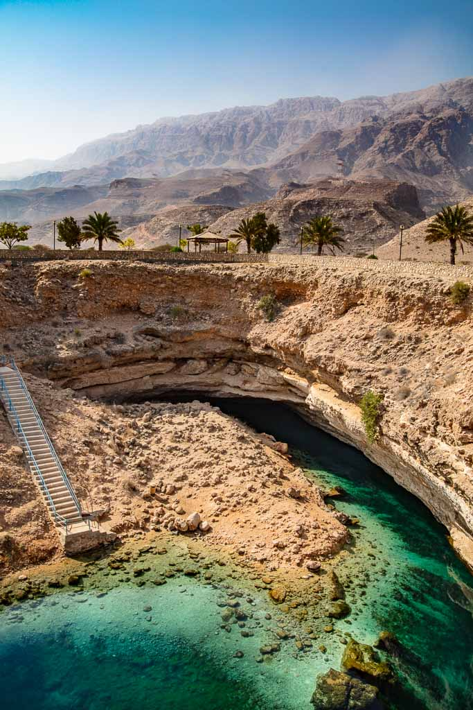 Oman Travel, Oman Travel Guide, Bimmah Sinkhole, Bimmah, Oman, one week in Oman, Oman road trip, Oman roadtrip, Bimmah Oman, 10 off beaten path 2018, off the beaten path Asia