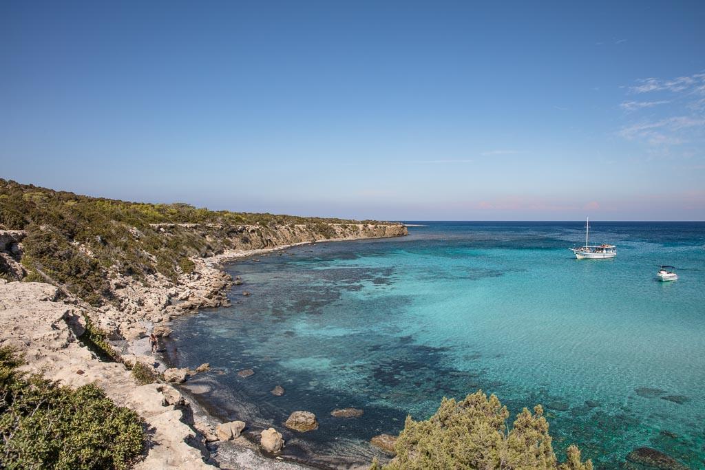 Cyprus, Akamas Peninsula, Akamas, Blue Lagoon, Blue lagoon Cyprus