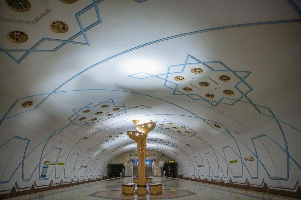 Bodomzor, Bodomzor Station, Tashkent Metro, Tashkent, Uzbekistan, Ozbekiston, Central, Asia, metro, subway, Uzbekistan metro, Uzbekistan metro