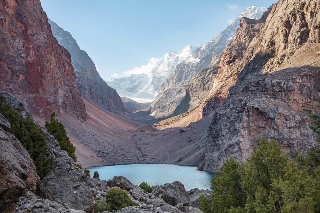Bolshoi Allo, Tadjikistan, Fann Mountains