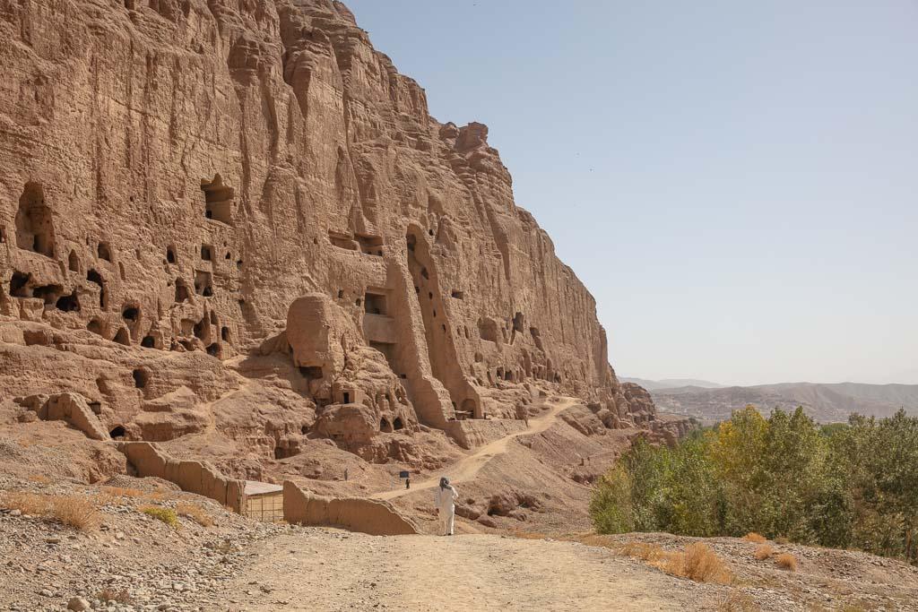 Bamyan, Bamyan Valley, Afghanistan, Bamyan Buddhas, Buddha Niches