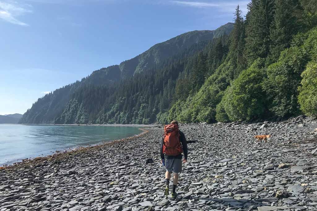 Caine's Head, Caine's Head Hike, Seward, Alaska, Resurrection Bay, Lowell Point