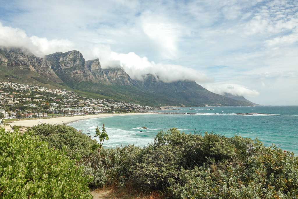 3 days in Cape Town, Camps Bay, Clifton Beach, Cape Town, Western Cape, South Africa