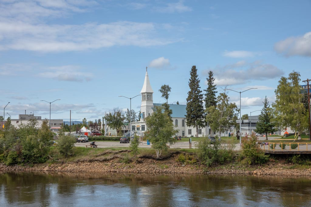 Immaculate Conception Catholic Parish, Chena River, Fairbanks, Alaska-2