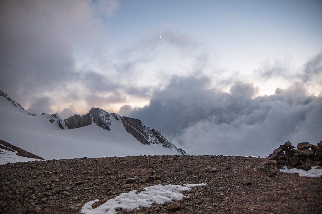 Chimtarga, Chimtarga Pass, Fann Mountains, Fanski Gory, Tajikistan