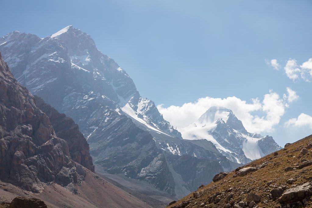 Chimtarga, Chimtarga Pass, Fann Mountains, Fanski Gory, Tajikistan, Gora Energia, Peak Energia, Gora Chimtarga, Peak Chimtarga