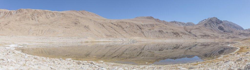 Chukurkul, Chukurkul Lake, Wakhan Valley, Khargush, Khargush Pass, Tajikistan, GBAO, Gorno Badakhshan Autonomous Oblast, Badakhshan, Khargush Pass Lake