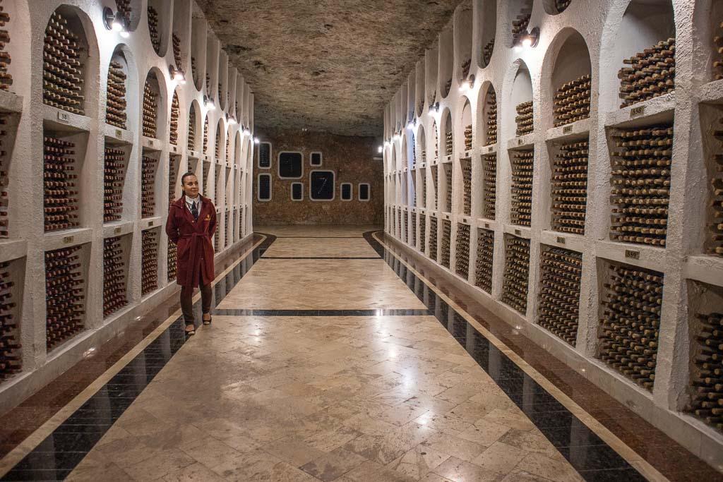 Cricova, Moldova, underground wine cellar, Moldova wine, Moldova travel guide