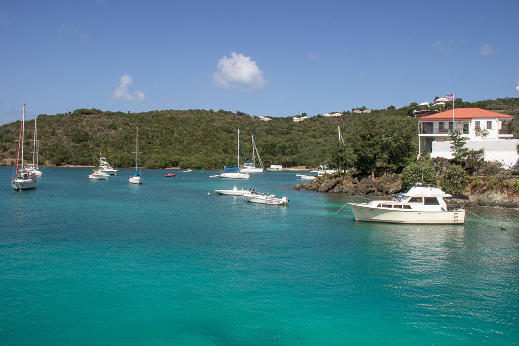How to Visit Trunk Bay on a St. Thomas cruise ship stop, Cruz Bay, St John, USVI, Cruz Bay ferry, Virgin Islands ferry