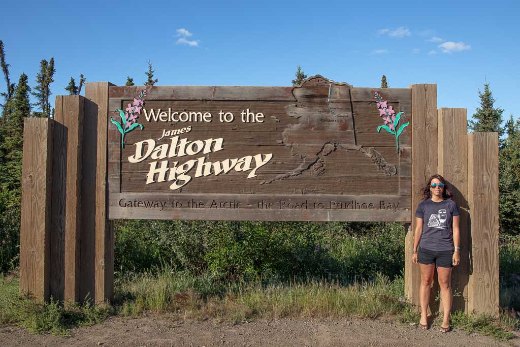 Dalton Highway, Haul Road, Alaska, Arctic, Northern Alaska