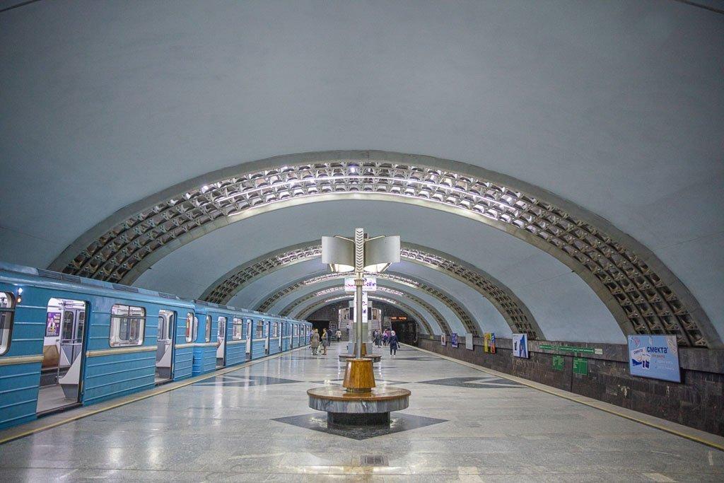 Do'stlik, Dostlik, Dostlik Station, Chkalov Station, Tashkent Metro, Tashkent, Uzbekistan, Ozbekiston, Central, Asia, metro, subway, Uzbekistan metro, Uzbekistan metro