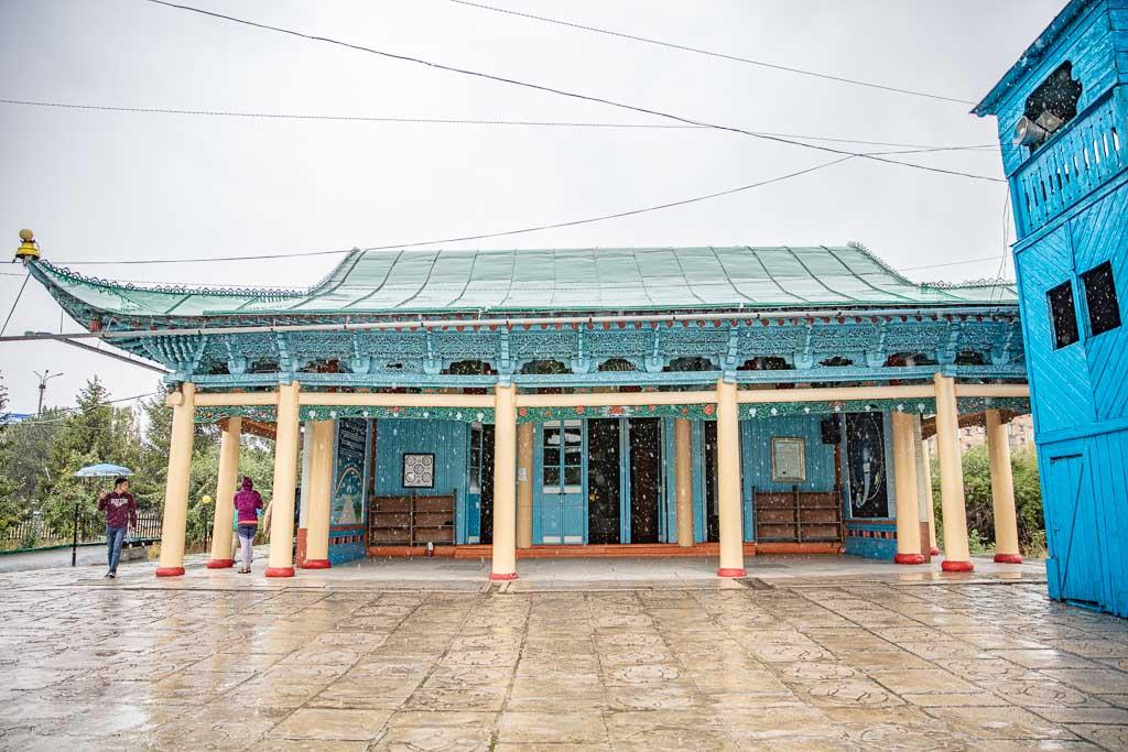 Dungan Mosque, Dungan, Mosque, Karakol, Karakol Mosque, Kyrgyzstan