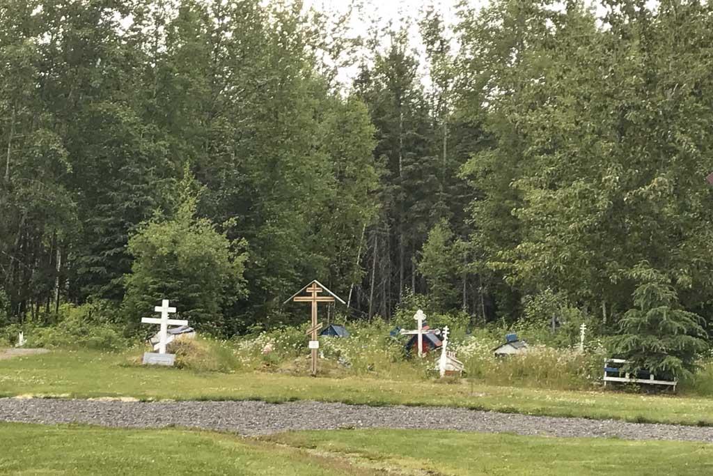 Eklutna, Eklutna Village, Eklutna village historical park, Alaska