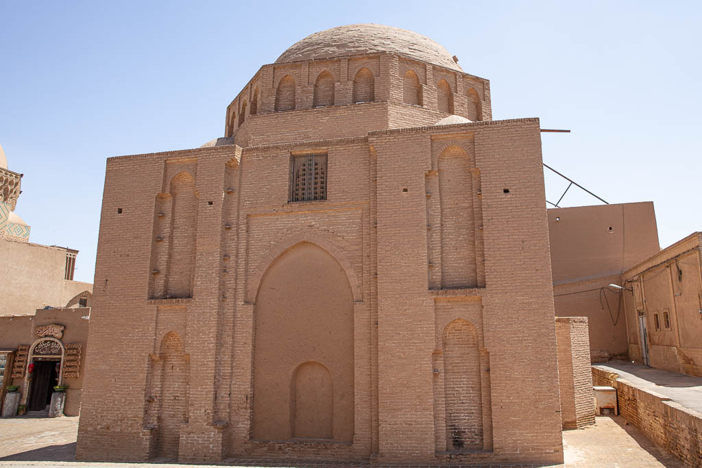 Alexander's Prison, Alexander's Prison Yazd, Eskander's Zindon, Eskander Zindon, Yazd, Old City, Yazd Old City, Iran, Middle East, Persia