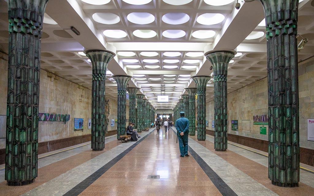 Gafur Gulom, Gafur Gulom Station, Tashkent Metro, Tashkent, Uzbekistan, Ozbekiston, Central, Asia, metro, subway, Uzbekistan metro, Uzbekistan metro