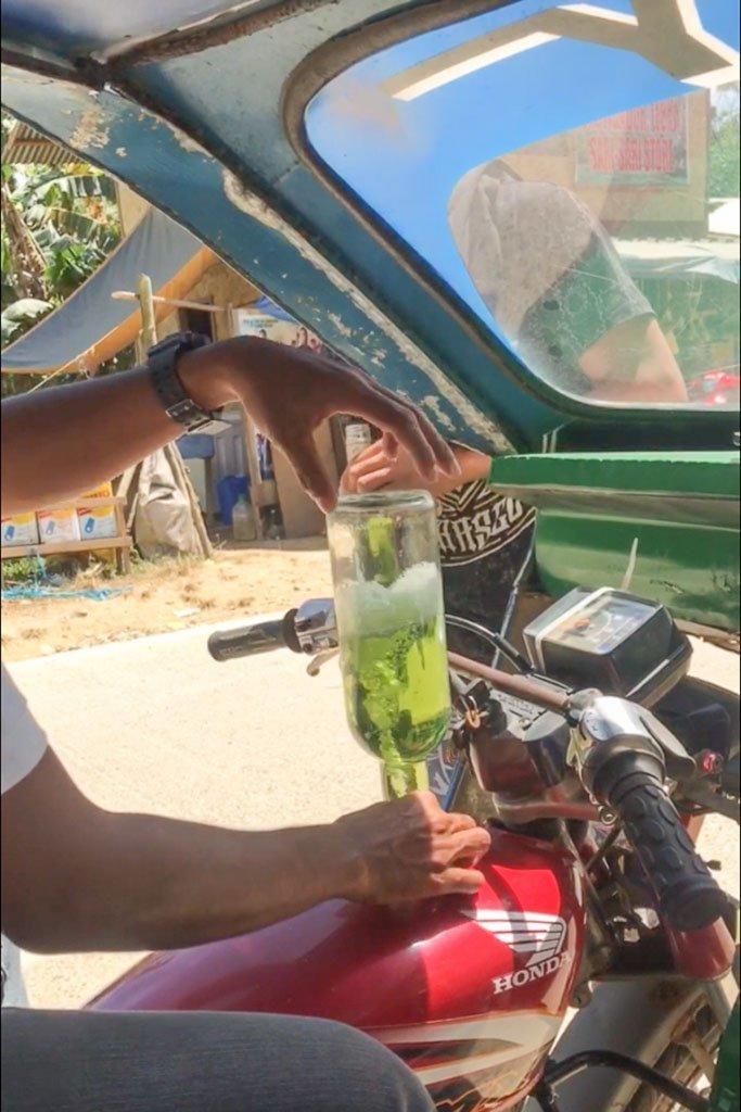 Tricycle Philippines, Tricycle El Nido, El Nido transport, El Nido transportation