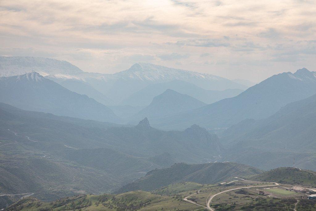 Iraq, Kurdistan, Iraqi Kurdistan, Gomi Felaw, Choman, Halgurd Mountains
