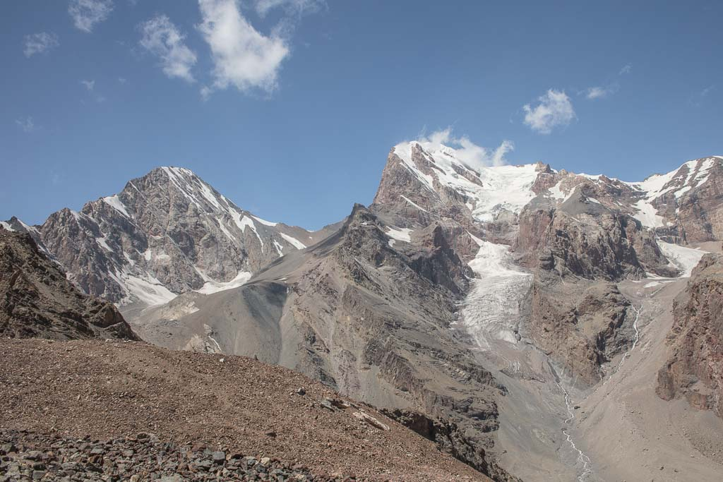 Chimtarga, Chimtarga Pass, Fann Mountains, Fanski Gory, Tajikistan, GOra Chimtarga, Gora Energia, PEak Chimtarga, Peak Energia