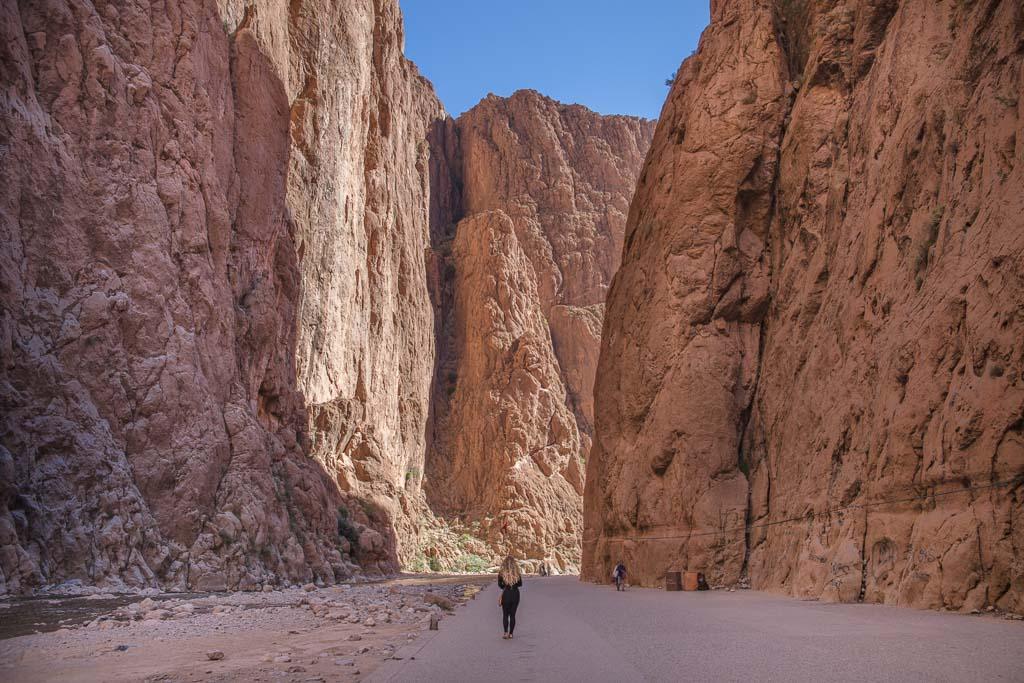 Todgha Gorge, Morocco, Merzouga Tips