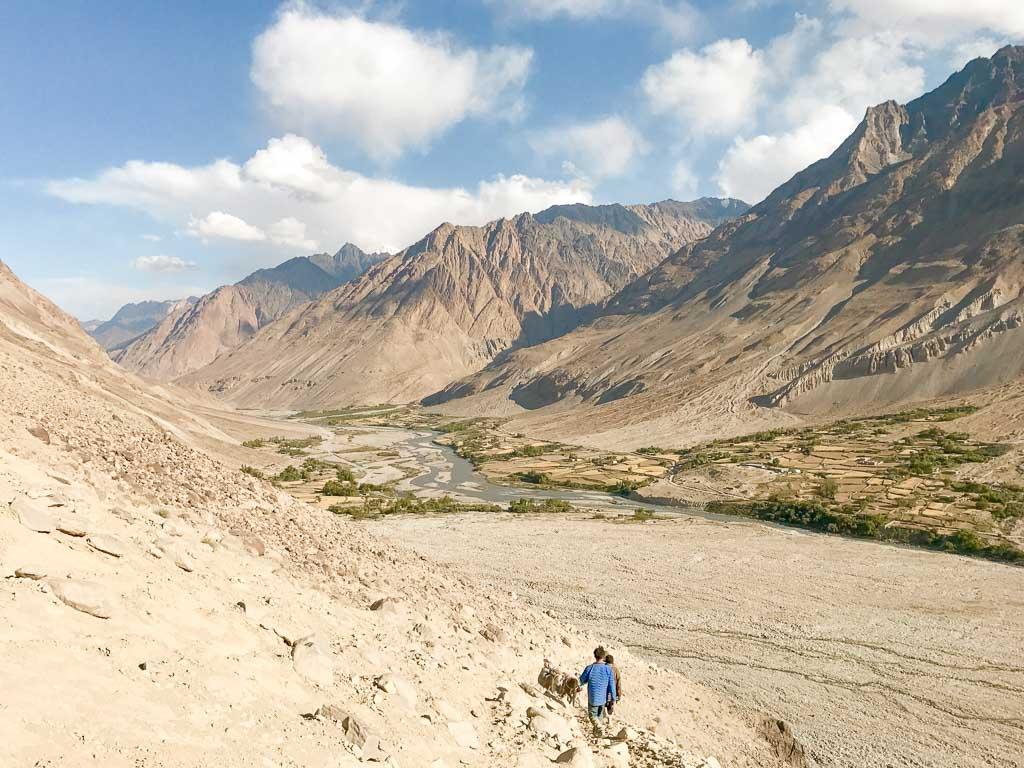 Great Pamir, Wakhan Corridor, Badakhshan, Afghanistan