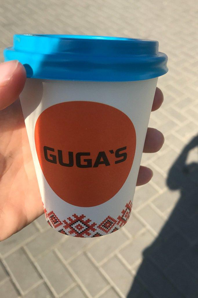Guga's Coffee, Moldova coffee, Chisinau coffee