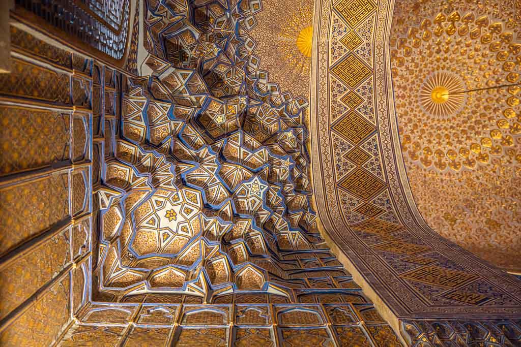 Gur e Amir, Samarkand, Uzbekistan