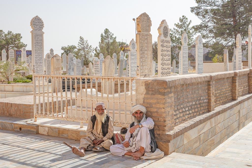 Guzargah Mausoleum, tomb to the Sufi saint Khwaja Abdullah Ansar, Guzargah, Khwaja Abdullah Ansar, Sufi, Herat, Afghanistan