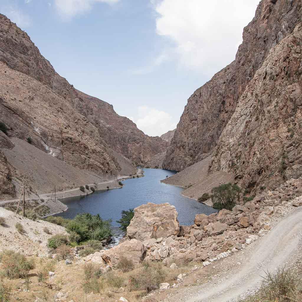 Haft Kul, Tajikistan, Seven Lakes, 7 lakes, 7 lakes of Marguzor, Fann Mountains, Marguzor Lakes