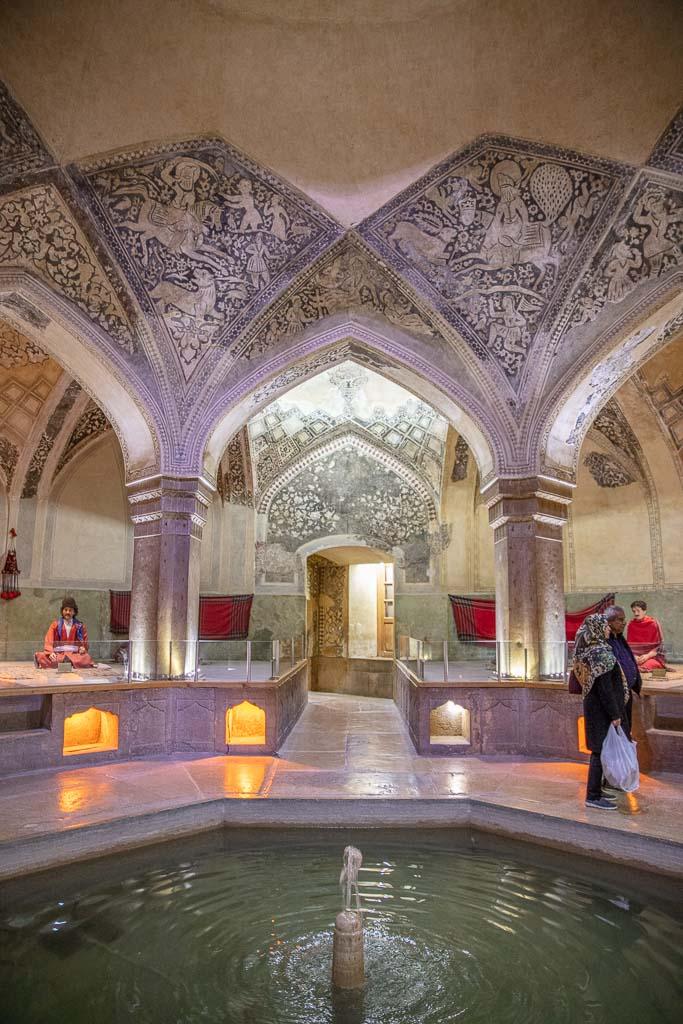Vakil Bathhouse, Hammam e Vakil, Shiraz, Fars, Pars, Iran