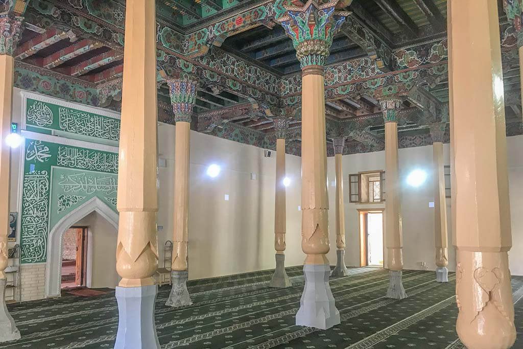 Hauz i Sangin, Hauz i Sangin Mosque, Mosque, Istaravshan, masjid, Tajikistan, Fergana Valley, Tajik Fergana Valley, Central Asia