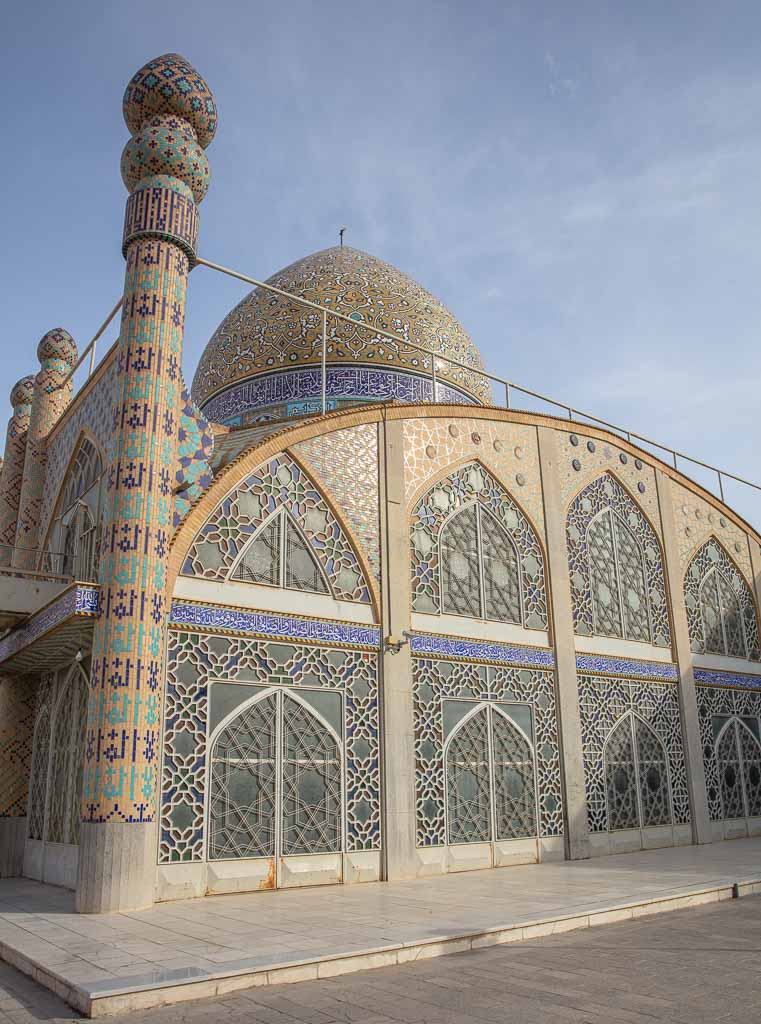 Hazireh Mosque, Hazireh mosque Yazd, mosque, Yazd, Old City, Yazd Old City, Iran, Middle East, Persia