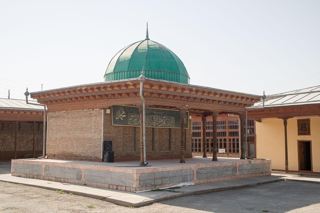 Hazrat i Shoh, Hazrat i Shoh Mosque, Hazrat i Shoh Istaravshan, Istaravshan, Tajikistan, Fergana Valley, Fergana, Tajik Fergana Valley, Central Asia