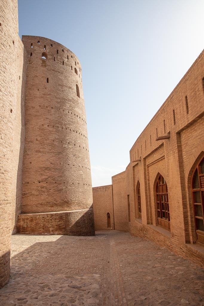 Herat Citadel, Citadel, Herat, Afghanistan